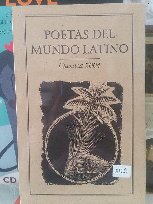 Oaxaca 2001/Poetas del mundo latino
