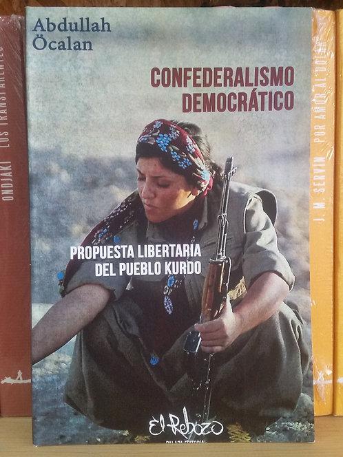 Confederalismo democrático/Abdullah Öcalan