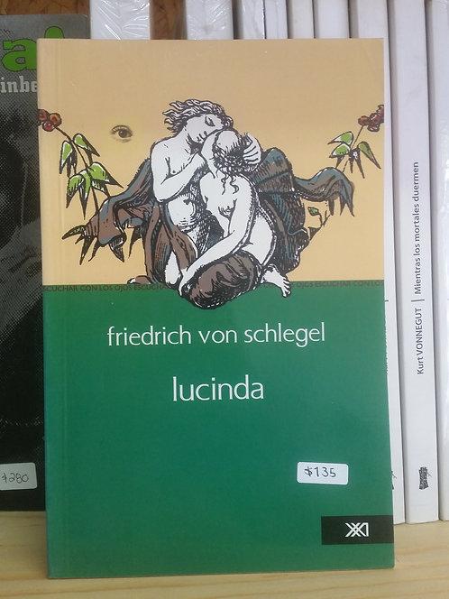 Lucinda/Friedrich Von Schlegel