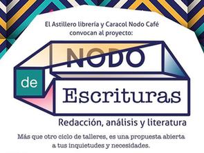Nodo de Escrituras. Redacción, análisis y literatura
