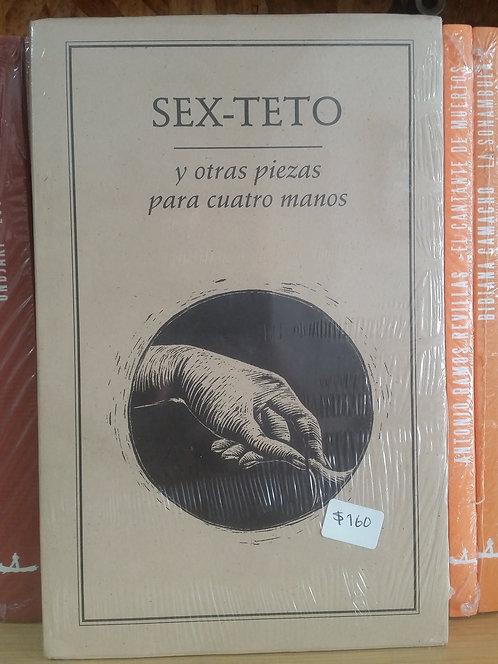 Y otras piezas para cuatro manos/Sex-teto