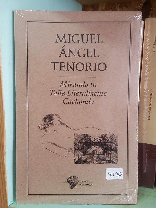 Mirando tu Talle Literalmente Cachondo/Miguel Ánge