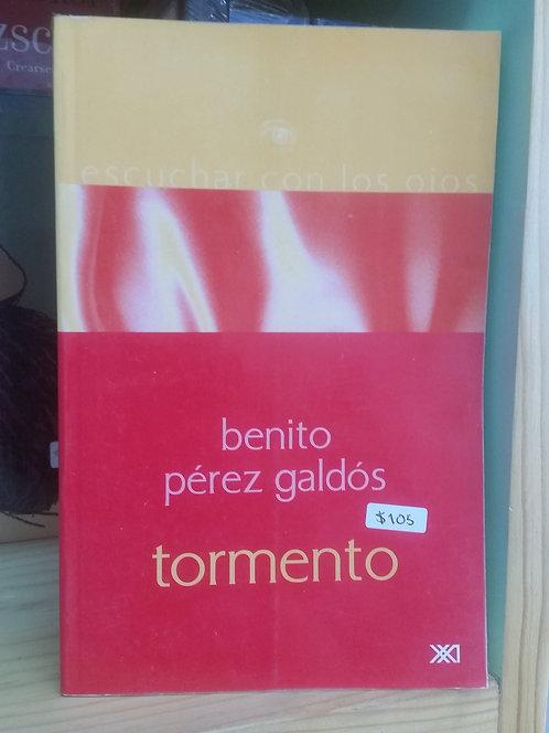Tormento/Benito Pérez Galdós