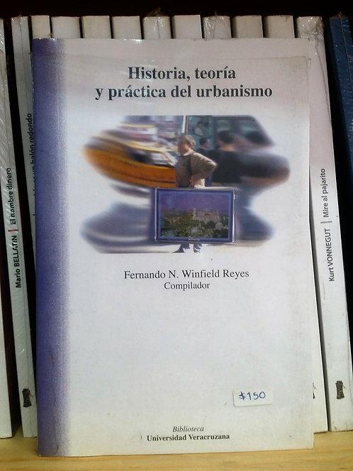 Historia, teoría y práctica del urbanismo/Fernando