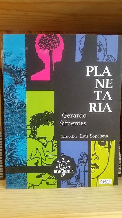 Planetaria/Gerardo Sifuentes