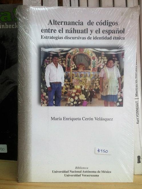 Alternancia de códigos entre el náhuatl y el españ