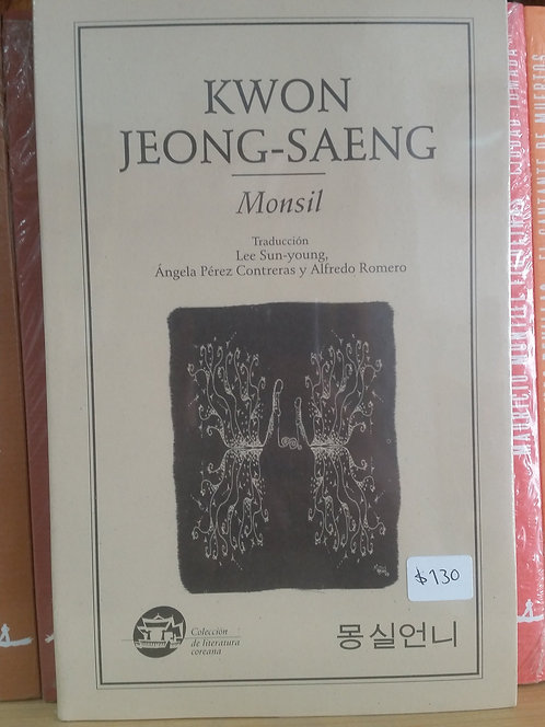 Monsil/Kwon Jeong-Saeng