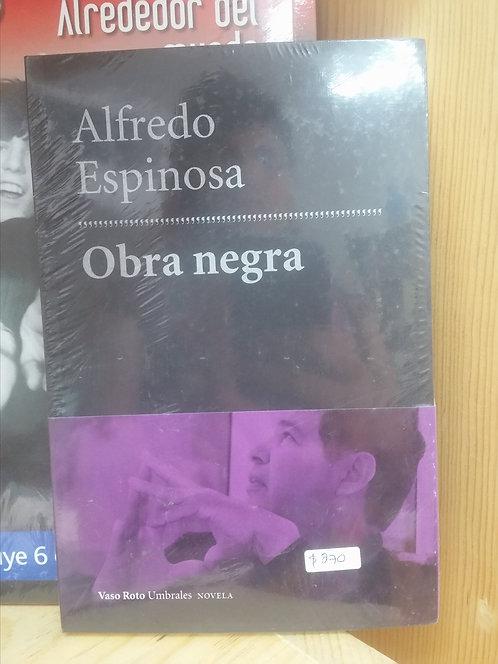 Obra negra/Alfredo Espinosa
