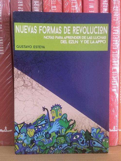 Nuevas formas de revolución/Gustavo Esteva