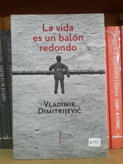 La vida es un balón redondo/Vladimir Dimitrijević