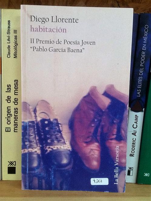Habitación/Diego Llorente