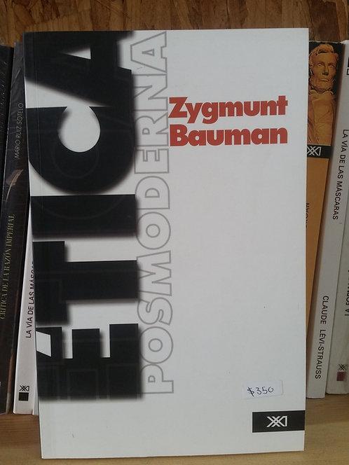 Ética posmoderna/Zygmunt Bauman