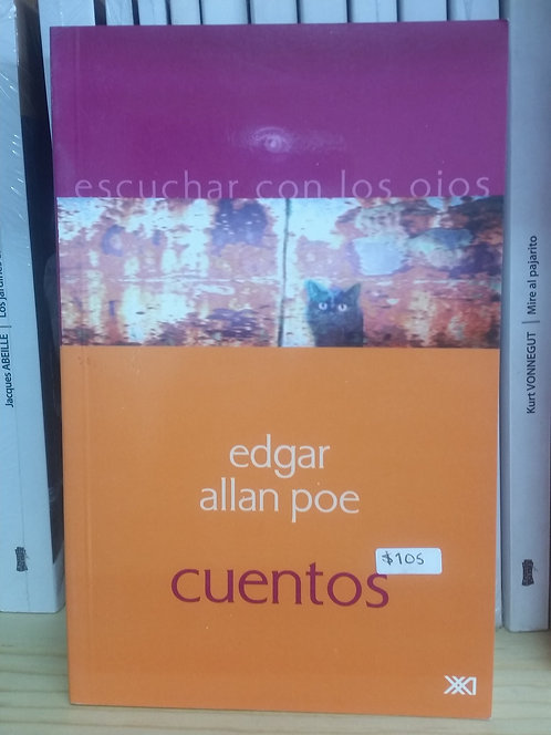 Cuentos/Edgar Allan Poe
