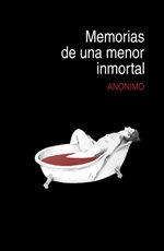 Memorias de una menor inmortal