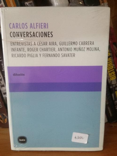 Conversaciones/Carlos Alfieri