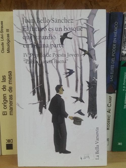 El futuro es un bosque/Juan Bello Sánchez
