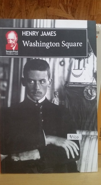 Washington Square/Henry James