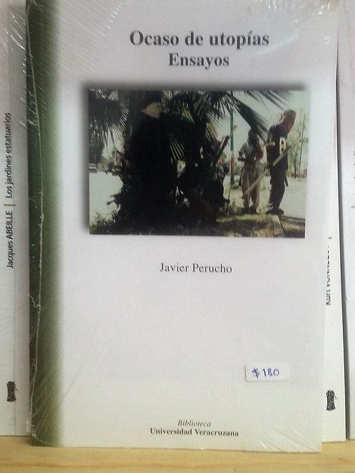 Ocaso de utopías. Ensayos/Javier Perucho