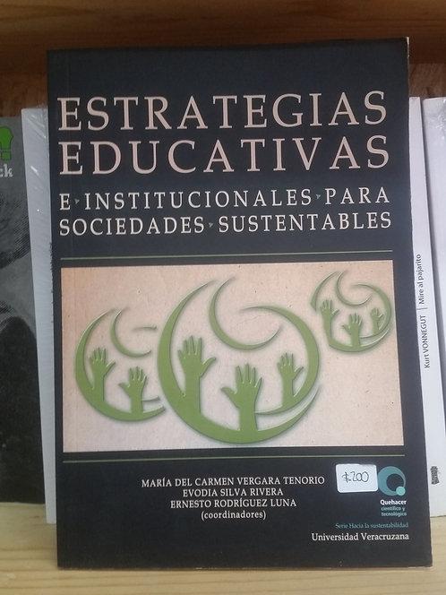 Estrategias educativas e institucionales
