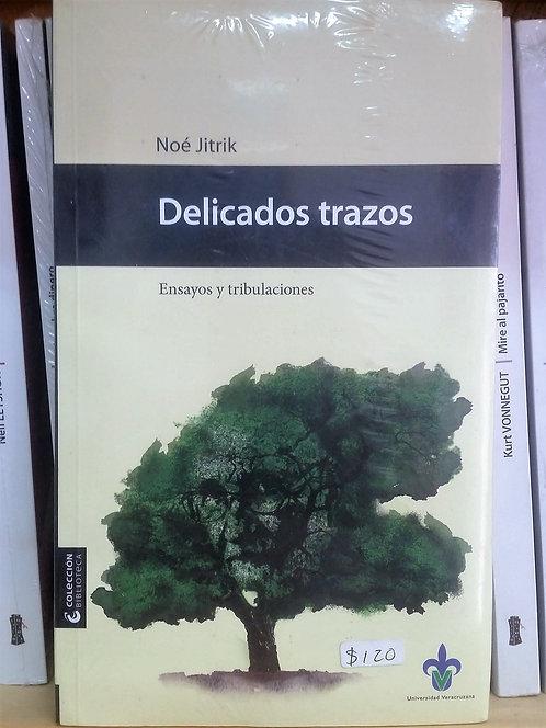 Delicados trazos/Noé Jitrik