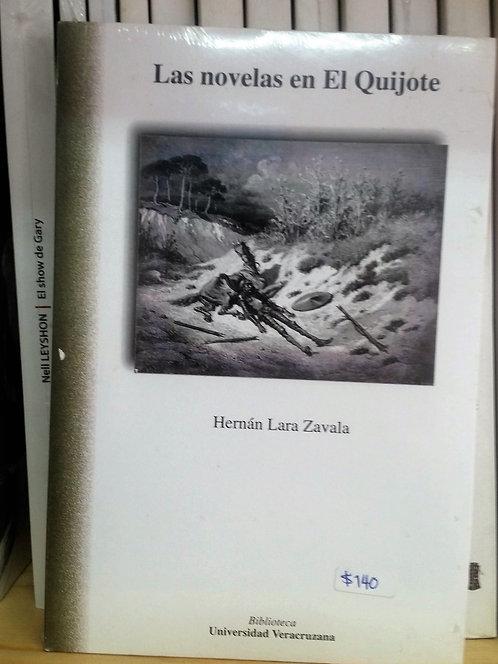 Las novelas en El Quijote/Hernán Lara Zavala