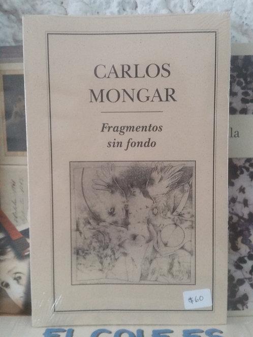 Fragmentos sin fondo/Carlos Mongar