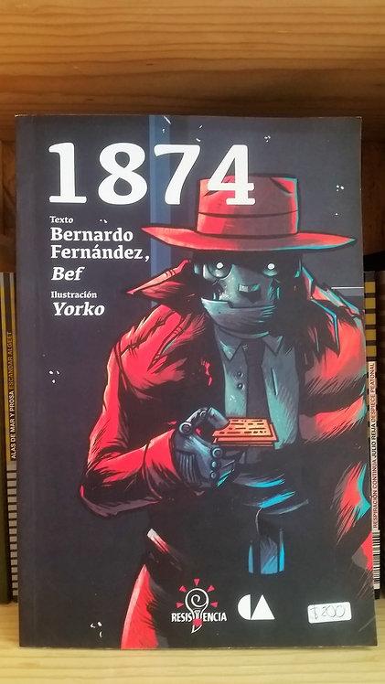 1874/Bernardo Fernández