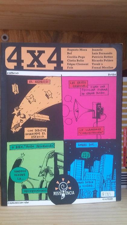 4X4/Varios autores