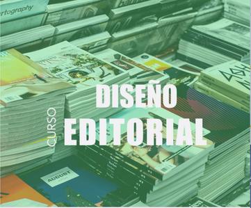 Curso de planeación, producción y diseño editorial