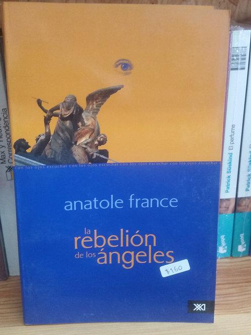La rebelión de los ángeles/Anatole France