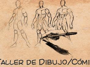 Taller de dibujo/cómic