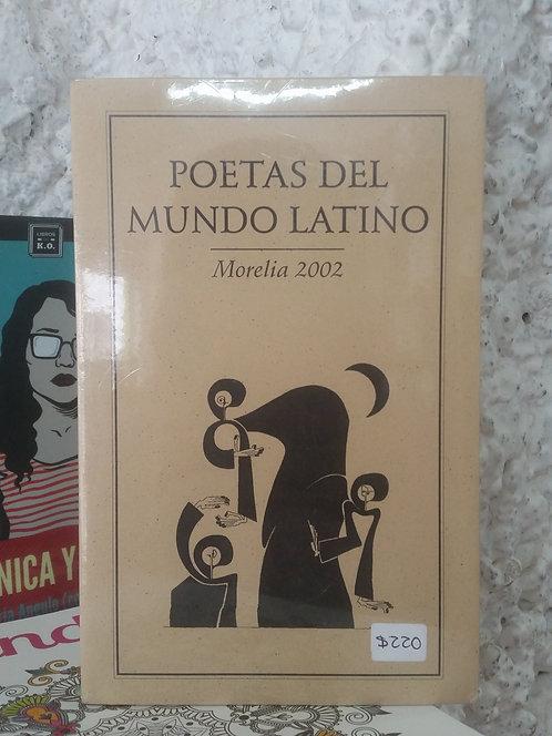 Morelia 2002/Poetas del mundo latino