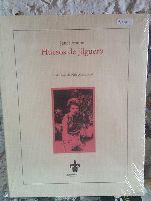 Huesos del jilguero/Janet Frame