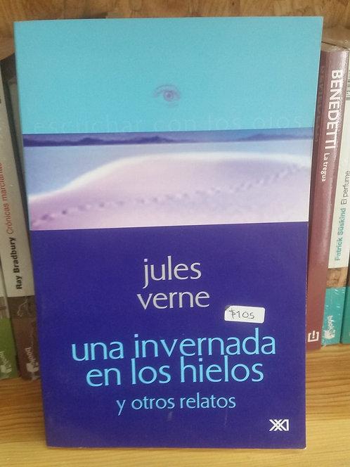 Una invernada en los hielos/Jules Verne