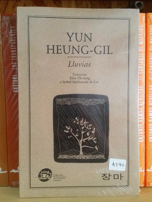 Lluvias/Yun Heung-gil