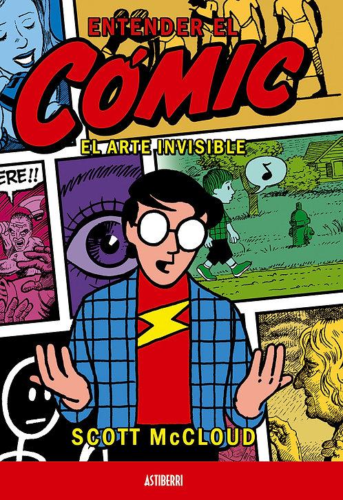 Entender el cómic. El arte invisible