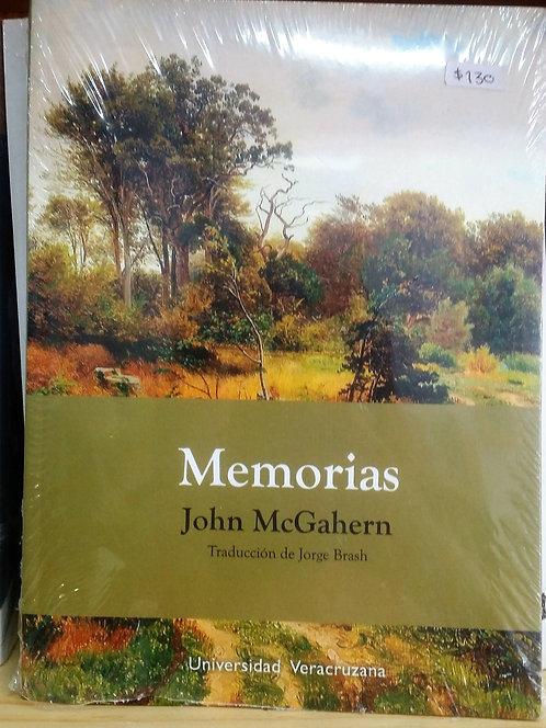 Memorias/John McGahern