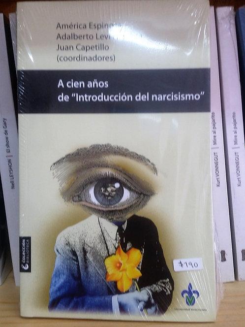 """A cien años de """"Introduccion del narcisismo""""/Améri"""