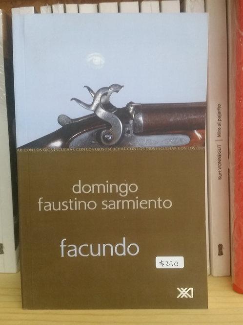 Facundo/Domingo Faustino Sarmiento