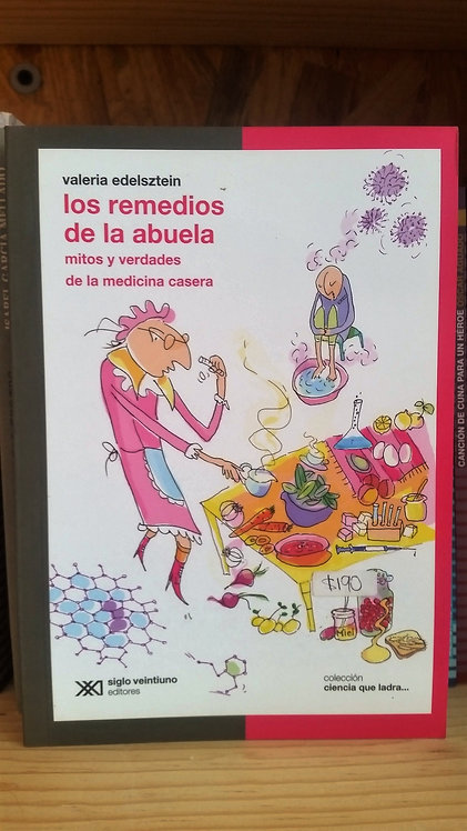 Los remedios de la abuela/Valeria Edelsztein