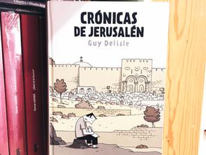 Crónicas de Jerusalén, de Guy Delisle