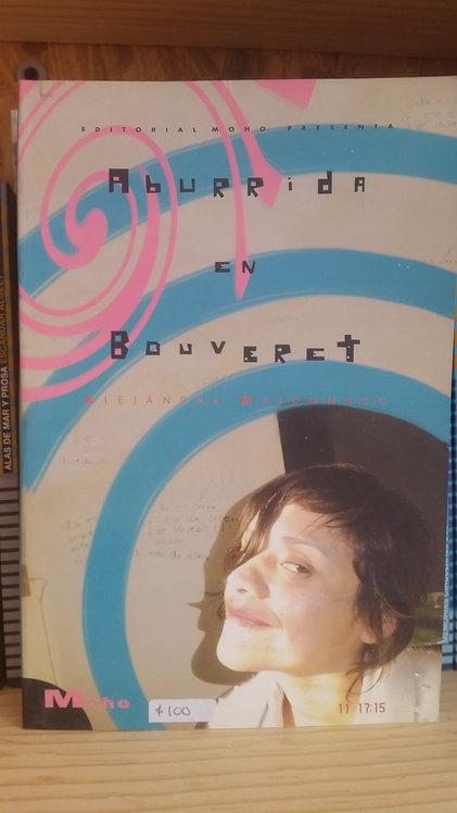 Aburrida en Bouveret/Alejandra Maldonado