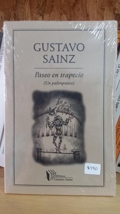 Paseo en trapecio (Un palimpsesto)/Gustavo Sainz