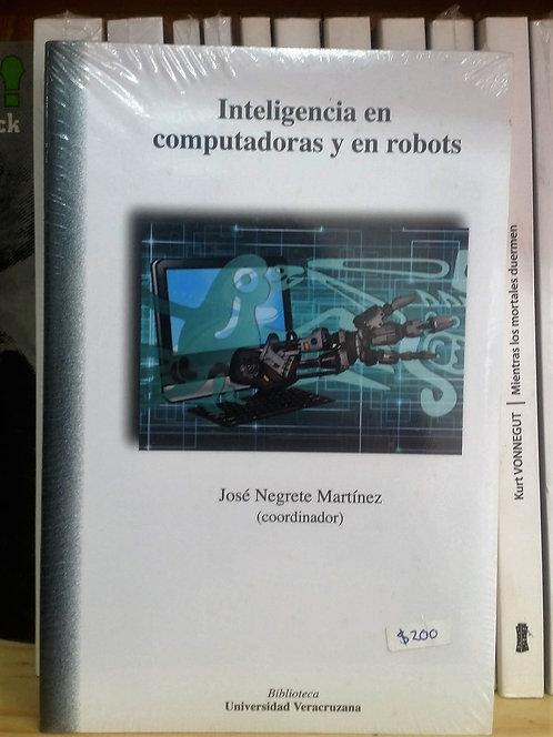 Inteligencia en computadoras y robots/José Negrete