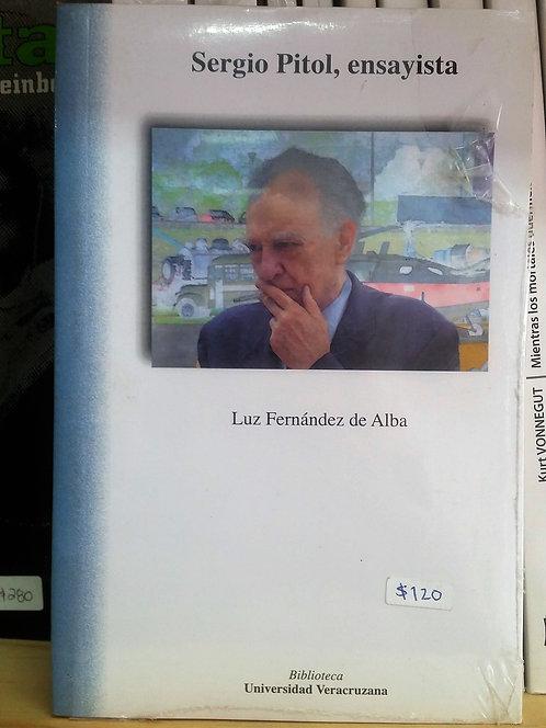 Sergio Pitol, ensayista/Luz Fernández de Alba