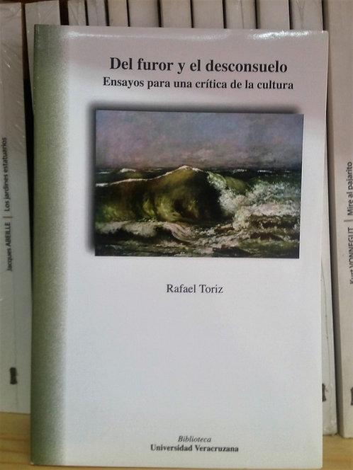 Del furor y el desconsuelo/Rafael Toriz
