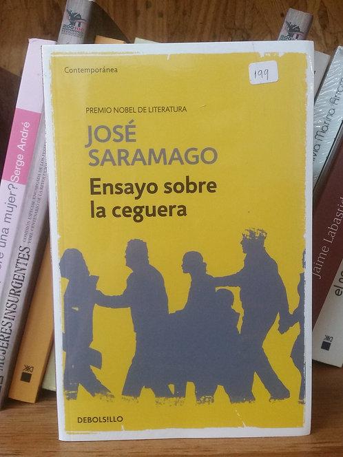 Ensayo sobre la ceguera/José Saramago