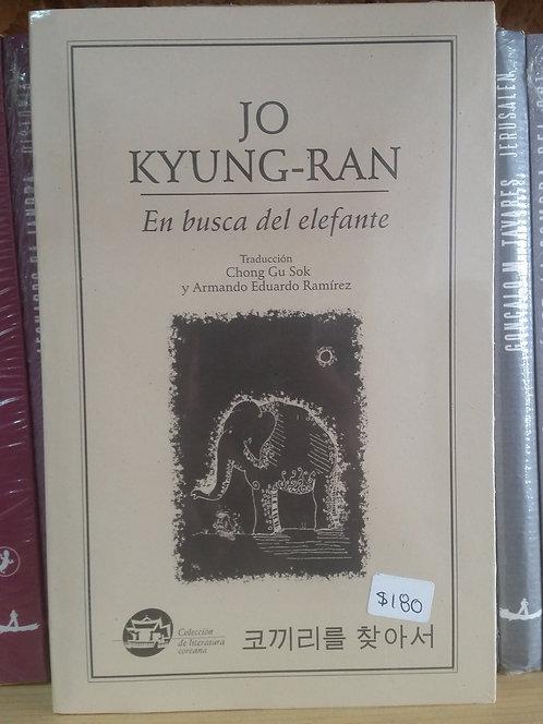 En busca del elefante/Jo Kyung-ran