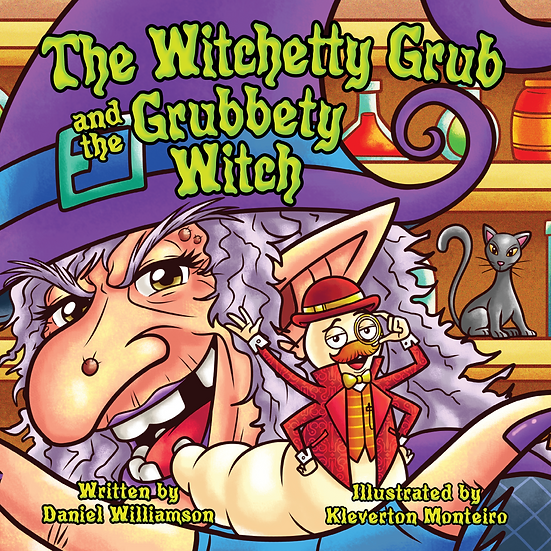 The Witchetty Grub and the Grubbety Witch