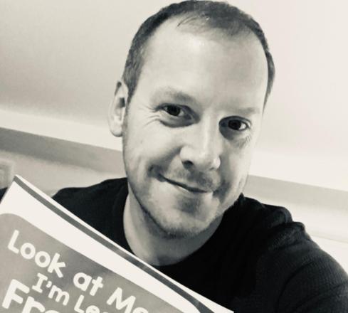 Author Daniel Williamson Profile Picture